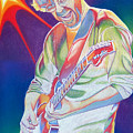 Colorful Trey Anastasio by Joshua Morton