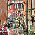 Colorful Venice  by Alan Toepfer