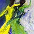 Colorful Women by Gunter Kreil