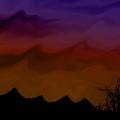 Colors At Dusk by Serena Ballard