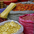 Colors In A Chinese Market by Michele Burgess