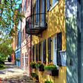Colors Of Charleston 5 by Mel Steinhauer