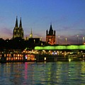 Colors Of Cologne by Barbie Corbett-Newmin
