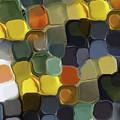 Colors Of Fall by Haleh  Yaghmai