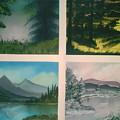 Colors Of Landscape 2 by Jim Saltis