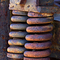 Colors Of Rust by Phyllis Denton