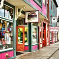 Colors Of Skagway by Mel Steinhauer