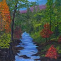 Colors Of The Blue Ridge by Sally Jones