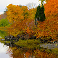 Colors Of The Fall by Kathleen Sartoris