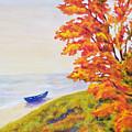 Colors Of The Fall by Olga Malamud-Pavlovich