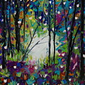 Colors Of The Forest by Renata Marzec