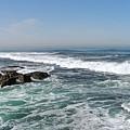 Colors Of The Sea by Carol  Bradley
