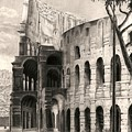 Colosseo by Norman Bean