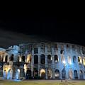 Colosseum By Night II by Fabrizio Ruggeri