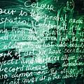 Colour by Aisha Faison