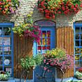 Colourful Boutique,france. by Philip Enticknap