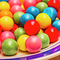 Colourful Bubblegum Candy Balls by Jorgo Photography - Wall Art Gallery