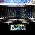 Colourful Caddy by Callan Art