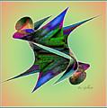 Colours 4 by Iris Gelbart