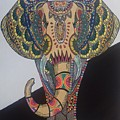 Colours In An Elephant by Nupur Menon