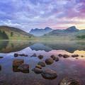 Colours Of Blea Tarn by James Billings