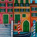 Colours Of Venice by Lisa  Lorenz