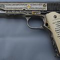 Colt 1911 by Lora Battle
