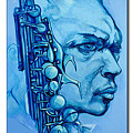 Coltrane by Lloyd DeBerry