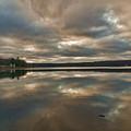 Columbia Lake by Edward Sobuta