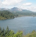 Columbia River Gorge by Gregory Armstrong