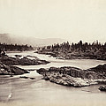 Columbia River: Kettle Falls by Granger