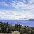 Columbia River Overlook by HW Kateley