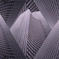 Columbia Tower Seattle Wa 2 by Tim Allen