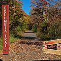 Columbia Trail Entrance by Robert Pilkington
