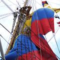 Columbian Mast by Jost Houk