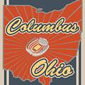 Columbus Ohio by Nathan Poland