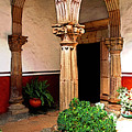 Column And Pilasters by Mexicolors Art Photography