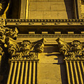 Columns Of The Palace Of Fine Arts by Garry Gay