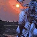 Comanche Spirit by Russell Cushman