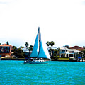 Come Sail Away by Amanda Liner