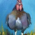 Comeback Chicken by Sandra Smith-Dugan