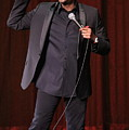 Comedian Arsenio Hall  by Concert Photos