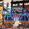 Comerica Tigers Detroit by John Farr