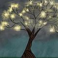 Comet Tree by Morgan Payne