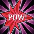 Comic Book Pow by Dan Sproul