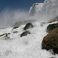 Coming Close To Niagara Falls by Jeff Folger