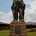 Commando Memorial 2 by Chris Thaxter