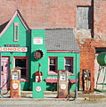 Commerce Conoco by Heather Hollingsworth