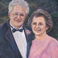 Commissioned Portrait Painting by Quin Sweetman
