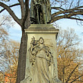 Commodore John Barry Monument by Cora Wandel